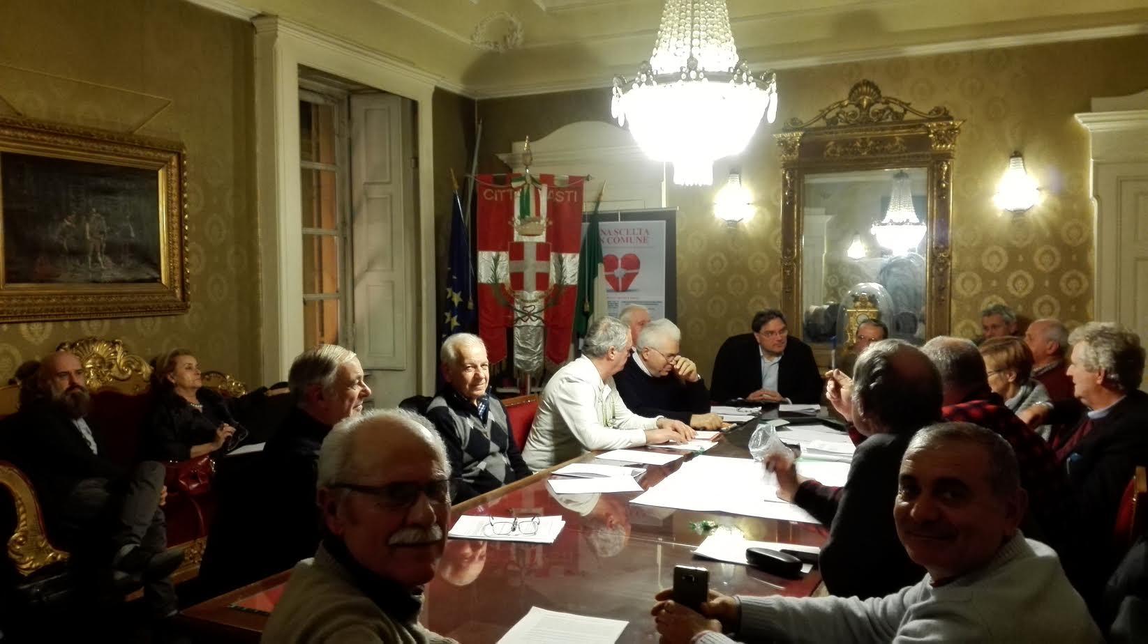 Giovedì in commissione i nuovi comitati di frazione con i nuovi confini