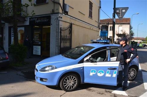 Spaccata al Compro Oro: la polizia astigiana arresta tre albanesi
