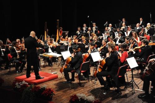All'Alfieri il tradizionale concerto di Capodanno dell'Orchestra Sinfonica di Asti
