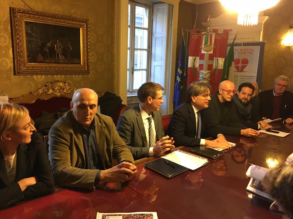 """Bilancio di fine anno (e mandato) della Giunta Bringolo. Il sindaco di Asti: """"Sono stati quattro anni duri"""""""