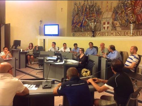 Mini rivoluzione nel Palio: mossiere e commissione d'appello sulle sanzioni nominati dal sindaco