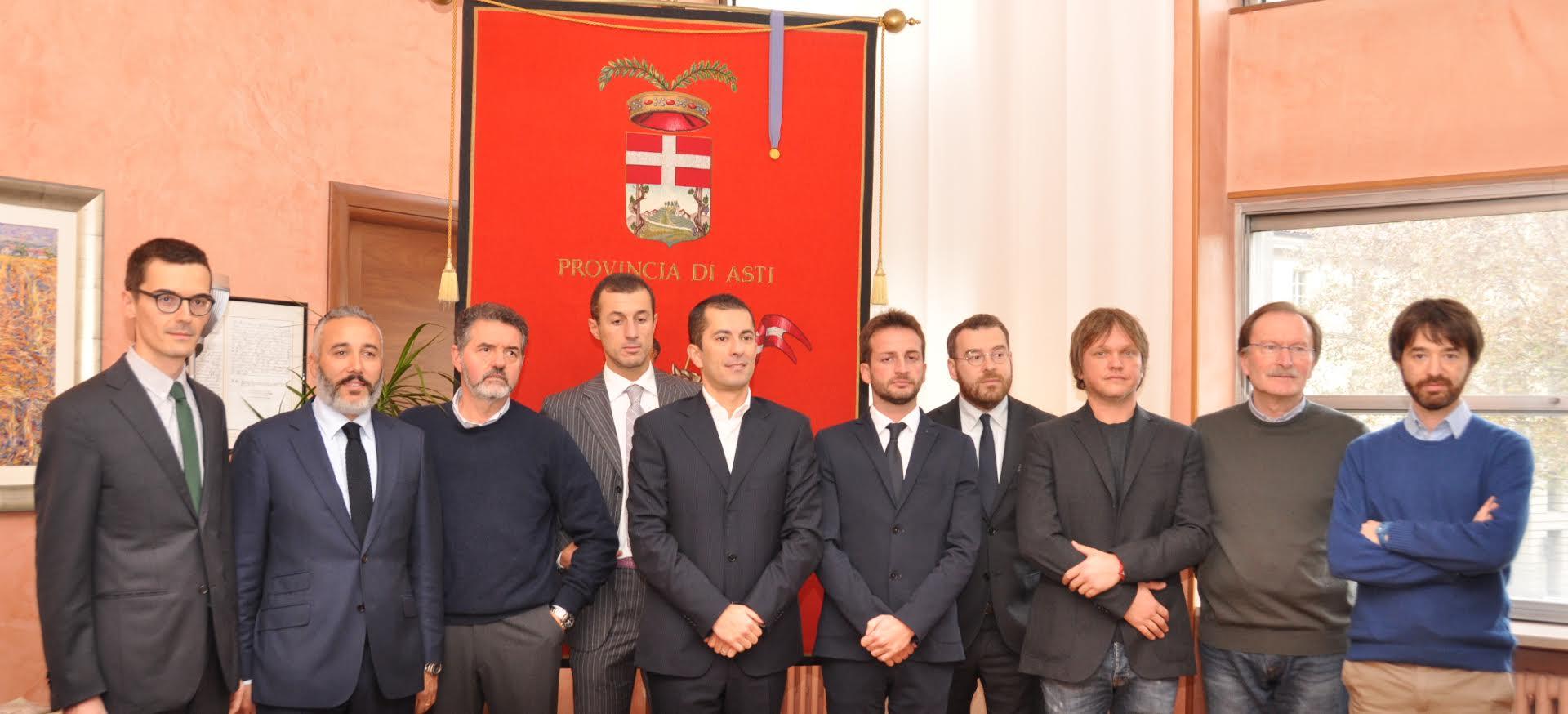 Ecco il nuovo consiglio provinciale dopo le elezioni amministrative di Asti
