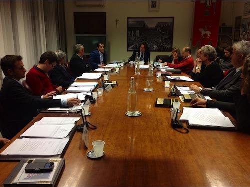 Il consiglio provinciale approva il nuovo regolamento per la Cosap