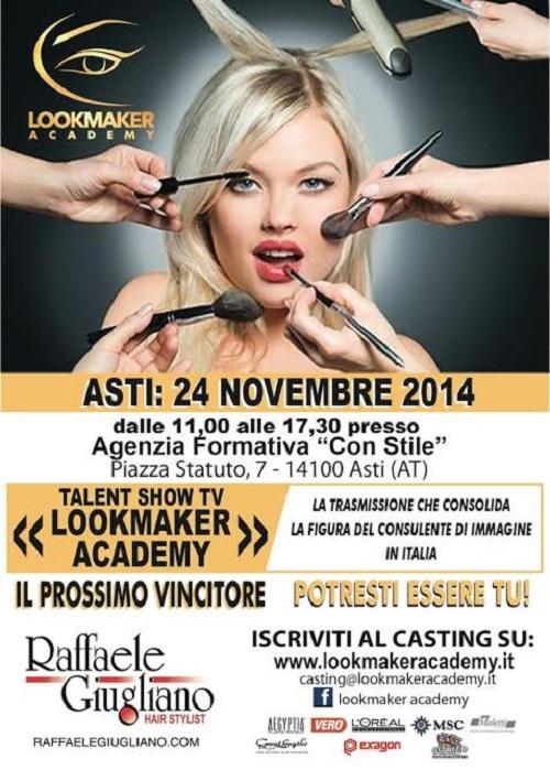 """The Lookmaker academy, nuovo talent firmato """"Con Stile"""" cerca consulenti d'immagine"""