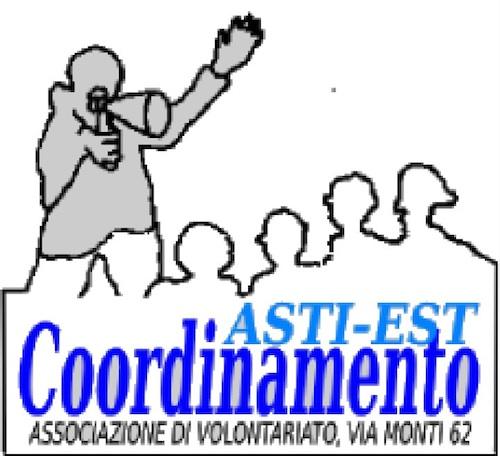 Presidio del Coordinamento Asti Est davanti al carcere di Quarto