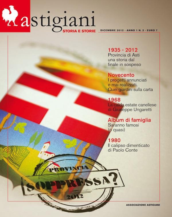 Presentazione del secondo numero di Astigiani a Teatro Alfieri