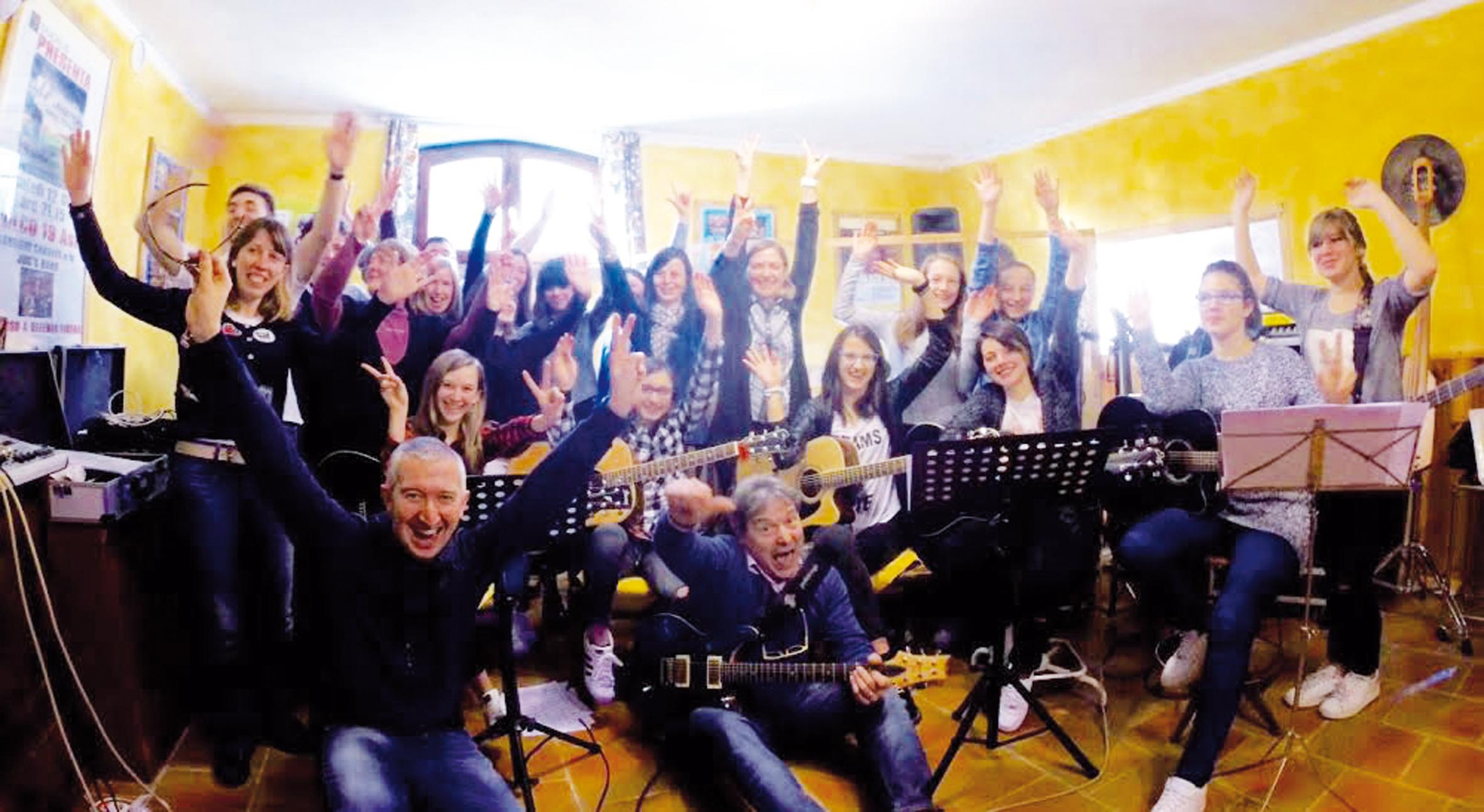 Asti God's Talent: il coro di Castell'Alfero