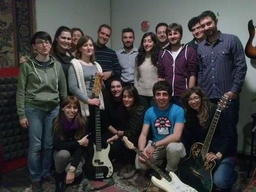 Asti God's Talent: il coro di Cisterna e San Damiano