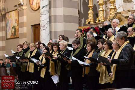 Asti God's Talent: il coro di San Domenico Savio