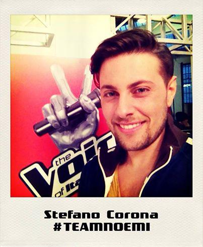 Stefano Corona si ferma alle semifinali di The Voice