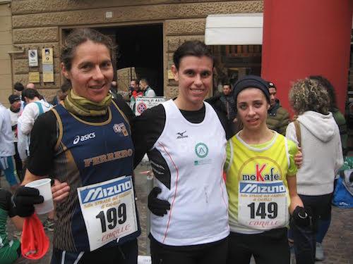 Mohamed Hammoudy e Claudia Solaro vincono la corsa di Natale