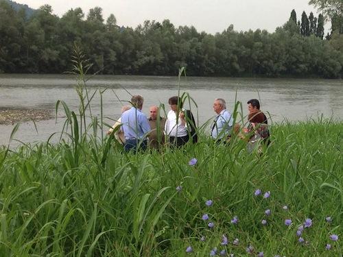 Altri interventi per la sicurezza dei corsi d'Acqua. Pulito il rio San Carlo a Variglie