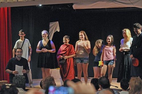 Al via la nuova stagione dei corsi di teatro degli Acerbi