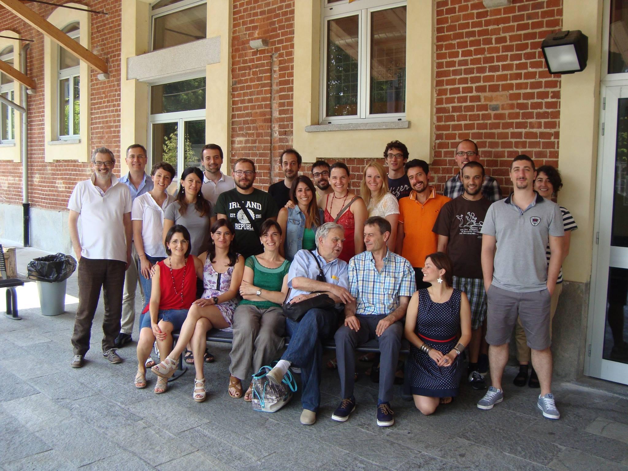 Si è conclusa ad Astiss la XXII edizione del corso estivo di Inferenza  Statistica in Biologia e Scienze Umane di BiostAT