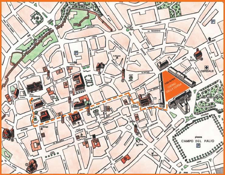 Palio di Asti, iniziato il corteo storico