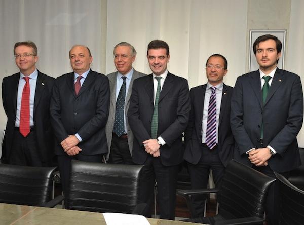 Regione Piemonte: ecco il nuovo team di Cota