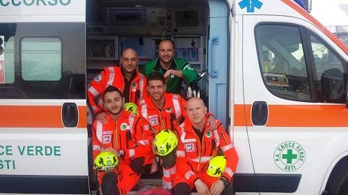 La Croce Verde di Asti cerca nuovi volontari e organizza il corso soccorritori 118