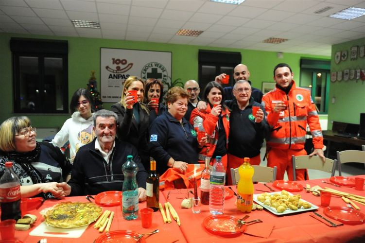 La Croce Verde di Asti protagonista degli appuntamenti natalizi