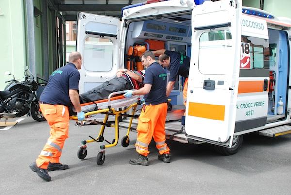 10.500 i servizi della Croce Verde di Asti nell'anno appena concluso