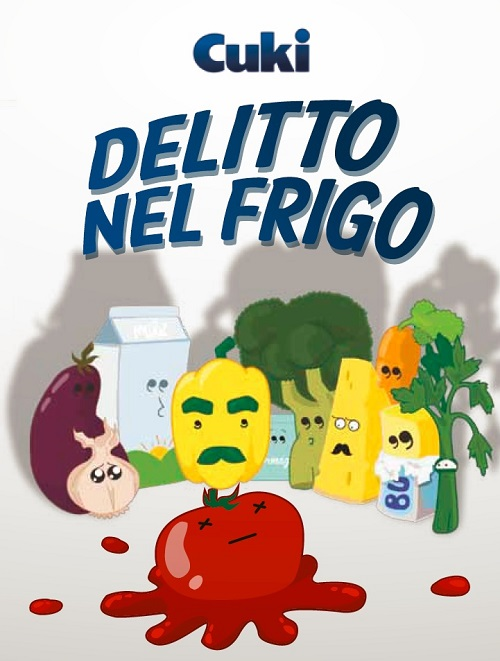 """Per """"Orti in condotta"""" un fumetto giallo per imparare a conservare il cibo"""