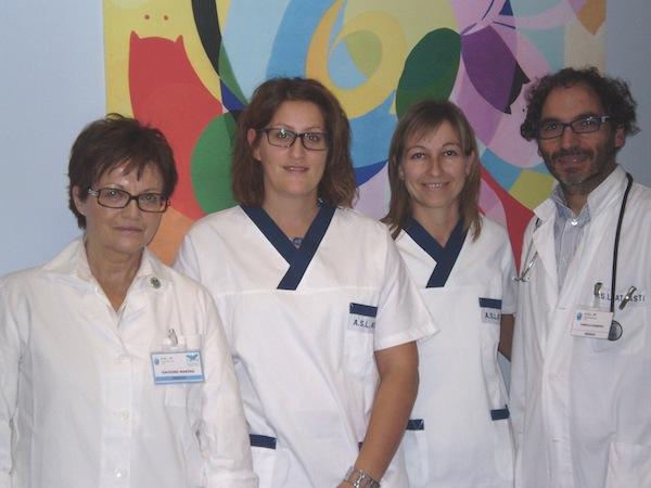"""Grazie a """"Con Te"""" raddoppiano i medici impegnati nell'équipe di cure palliative"""