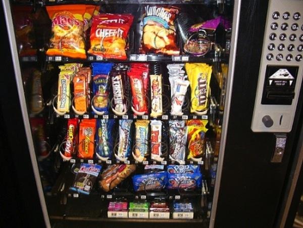 """Distributori automatici nelle scuole. Pinetti: """"No a divieti arbitrari, sì ad un consumo informato"""""""
