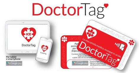 Presentata DoctorTag, la cartella medica in un bit
