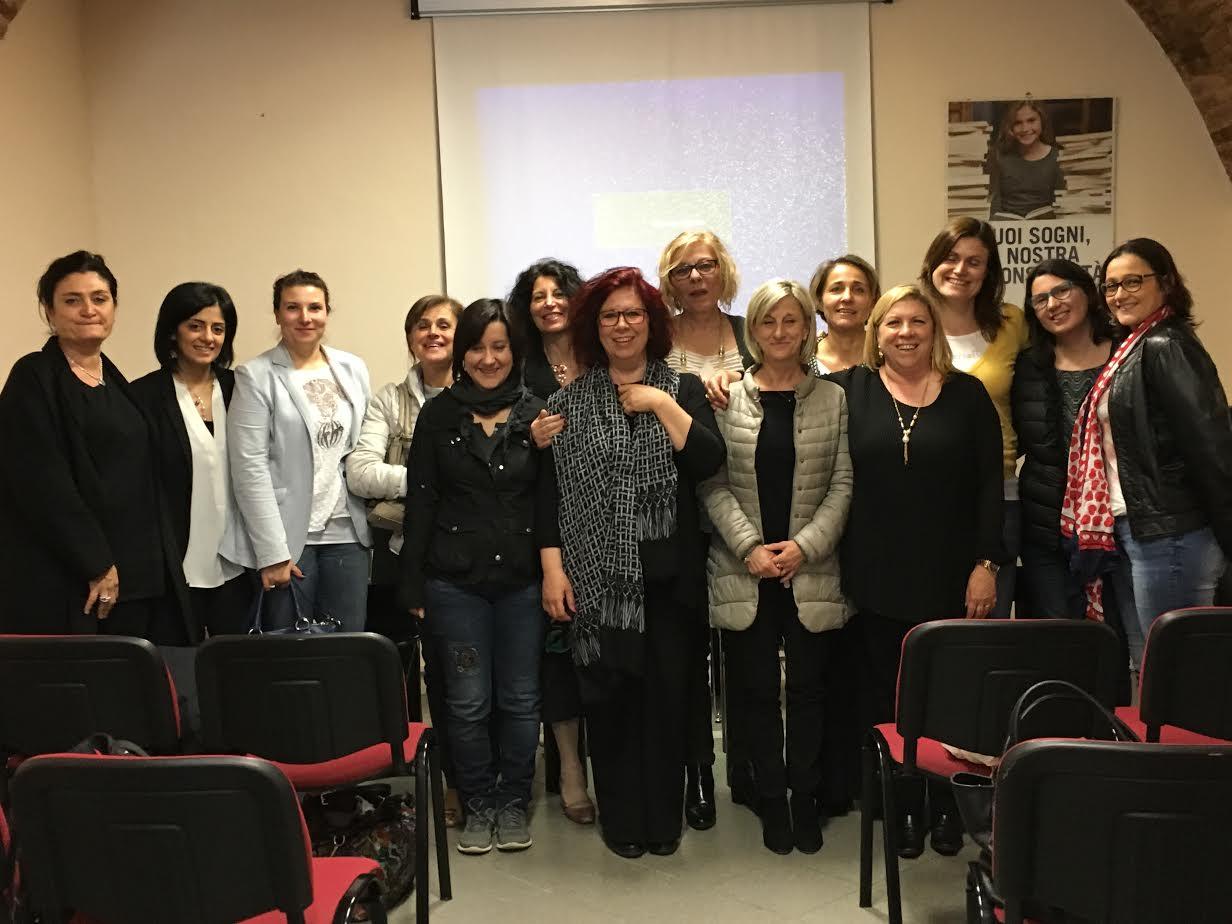 Nadia Baggio presidente di Cna Impresa Donna di Asti