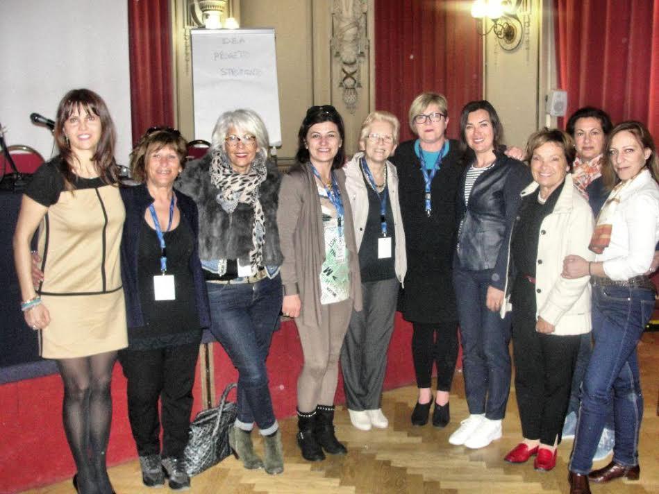 Donne Impresa Asti, alla ventesima Convention di Confartigianato Roma