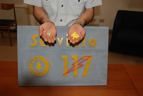 Astigiano arrestato per droga dalla finanza
