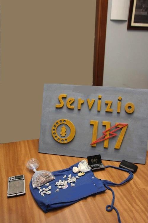 Serra artigianale in casa: astigiano arrestato per spaccio