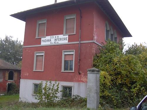 La Provincia di Asti mette all'asta le case cantoniere