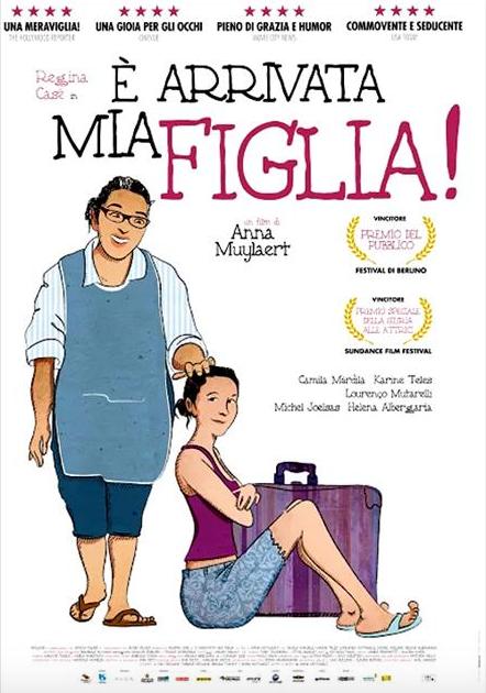 """Al cinema Splendor di Asti """"E' arrivata mia figlia"""""""