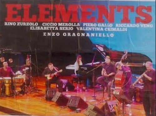 Gli Elements ad Asti Musica