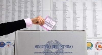 Elezioni politiche. Termini e modalità di voto  degli elettori residenti all'estero