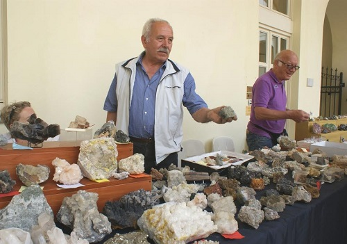 Al Michelerio un appuntamento per gli appassionati di minerali e pietre lavorate