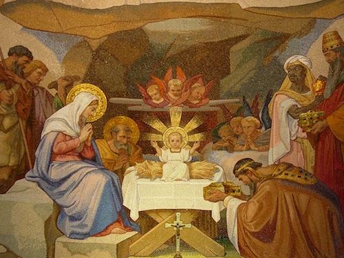 Oggi, giorno dell'Epifania, è il compimento del Natale