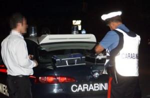 Asti, in un anno 455 incidenti stradali rilevati dai carabinieri su tutta la provincia