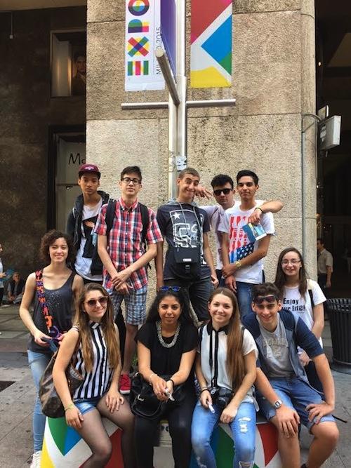 Tornati dall'Expo i giovani tecnici video del progetto firmato dalla Provincia di Asti