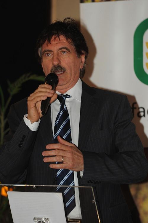 Ezio Veggia confermato vicepresidente nazionale di Confagricoltura