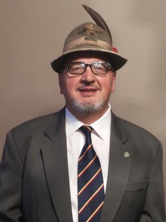 Fabrizio Pighin è il nuovo presidente dell'Associazione Nazionale Alpini di Asti