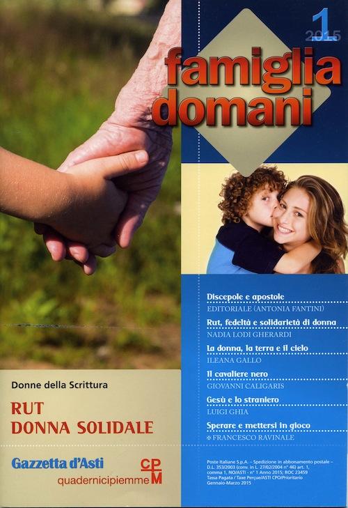 Famiglia Domani in edizione Gazzetta d'Asti