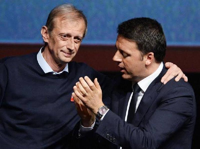 Piero Fassino ad Asti per Renzi e Motta
