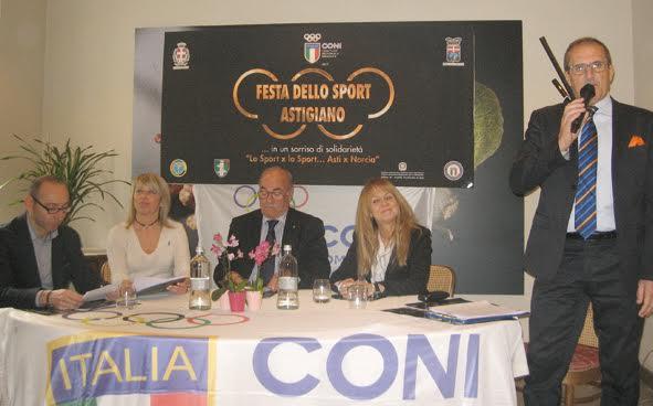 Oggi ad Asti si celebra la festa dello sport