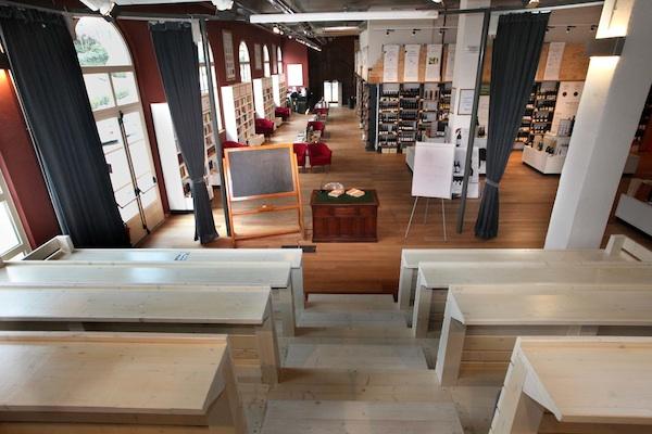 Passeggiate letterarie alla Fondazione Mirafiore