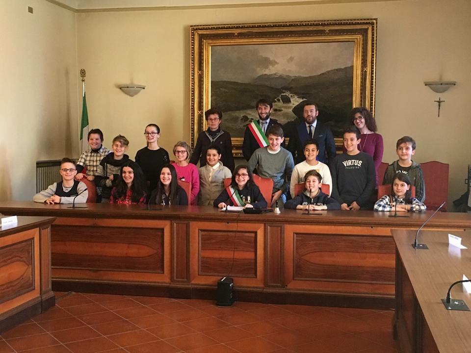 Consiglio comunale dei ragazzi di Nizza Monferrato: Giada Chiarle eletta sindaco