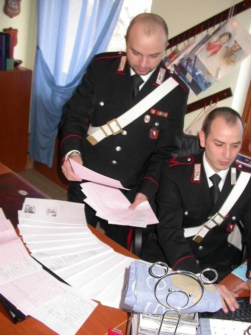 Truffatrice infomartica scoperta dai carabinieri di Alba