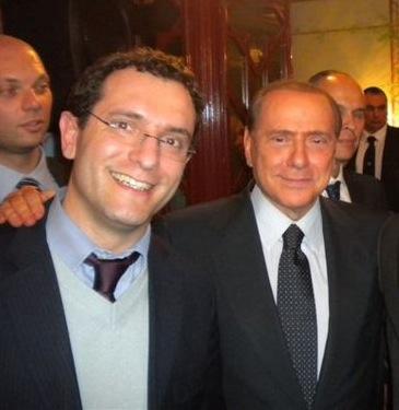 """Marcello Coppo: """"Sono convinto che Berlusconi sia socialmente utile"""""""