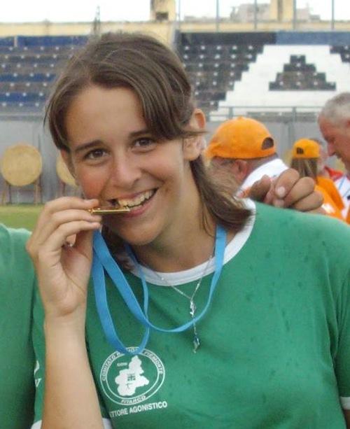 Europei di tiro di campagna: oro a squadre per l'astigiana Francesca Bajno