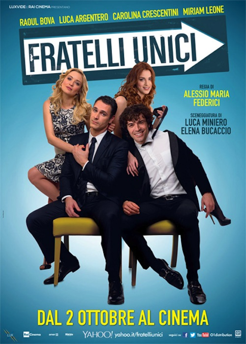 Film nelle sale 10 ottobre 2014